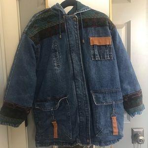 Vintage 90's Jean Jacket